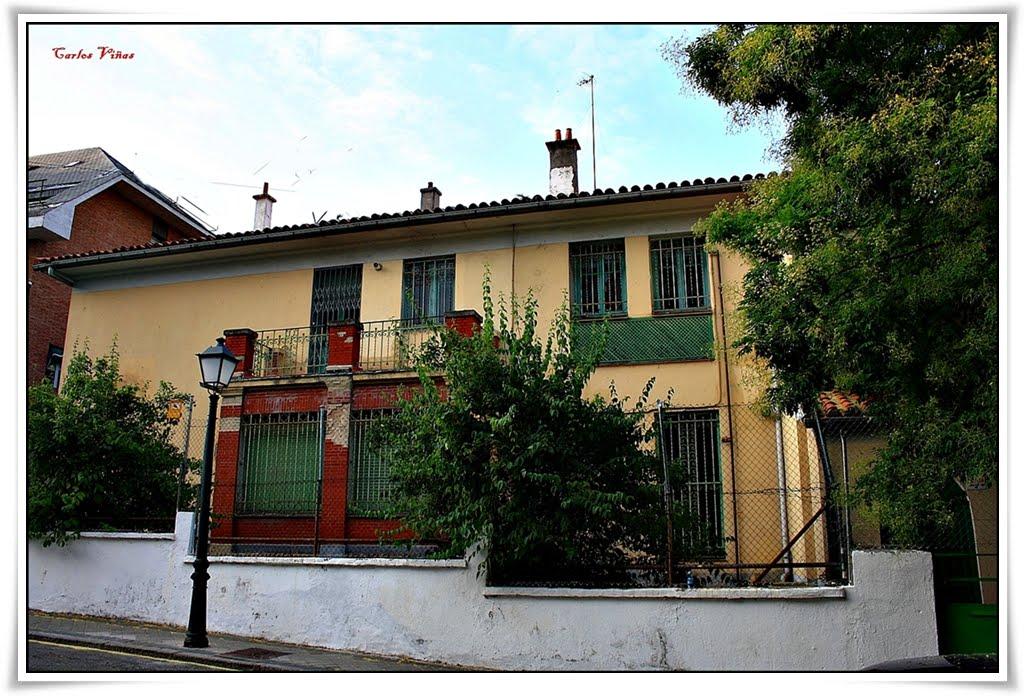 1 Casa de Vicente Aleixandre, hoy