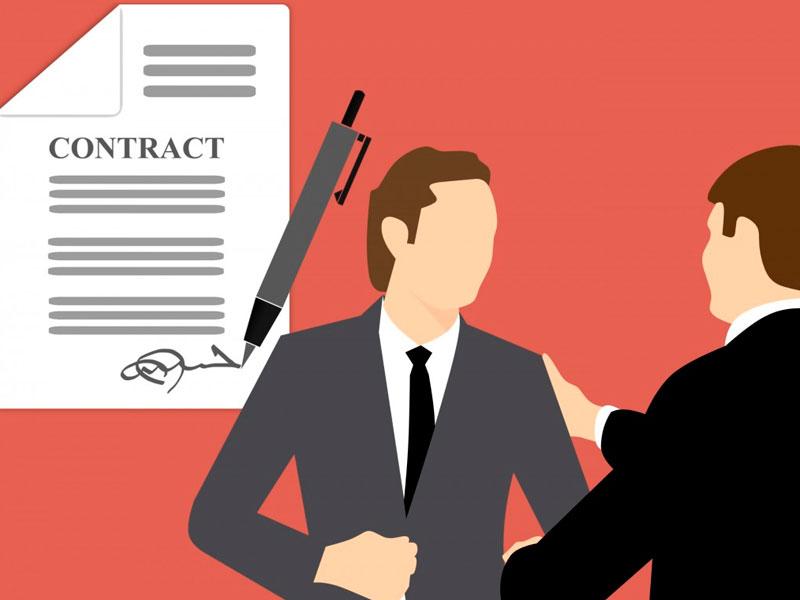 contrato de trabajo en España
