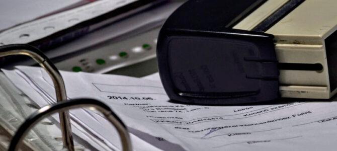 Datos obligatorios de una factura