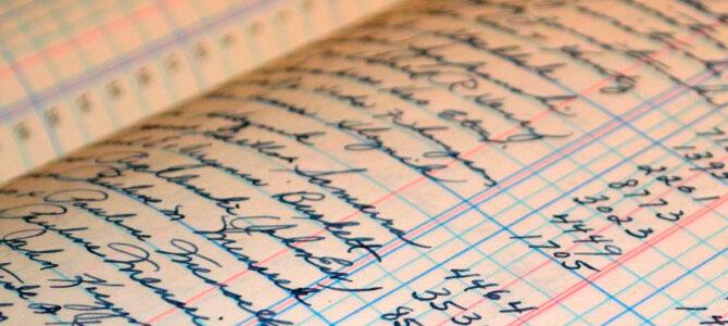 Libro mayor de contabilidad